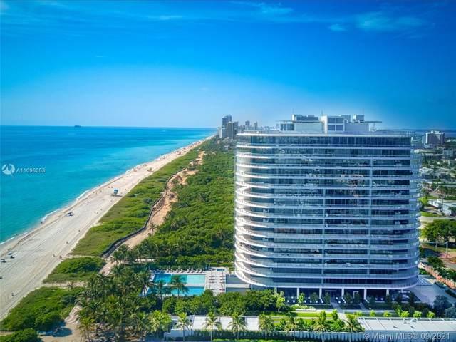 8701 Collins Ave #601, Miami Beach, FL 33154 (MLS #A11096353) :: Douglas Elliman