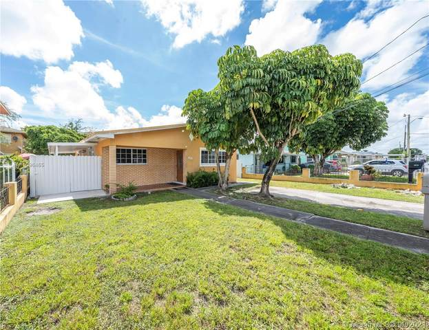 4285 E 10th Ave, Hialeah, FL 33013 (MLS #A11096465) :: KBiscayne Realty