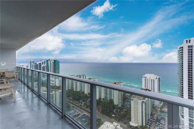 4010 S Ocean Dr T3607, Hollywood, FL 33019 (MLS #A11096483) :: Castelli Real Estate Services