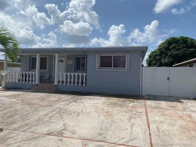 634 E 44th St, Hialeah, FL 33013 (MLS #A11096499) :: KBiscayne Realty