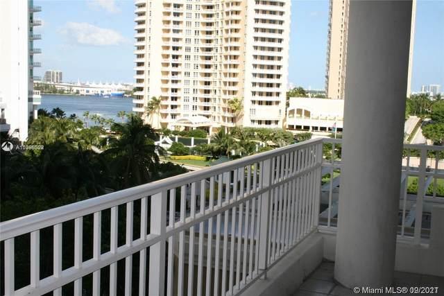 701 Brickell Key Blvd #808, Miami, FL 33131 (MLS #A11096522) :: GK Realty Group LLC