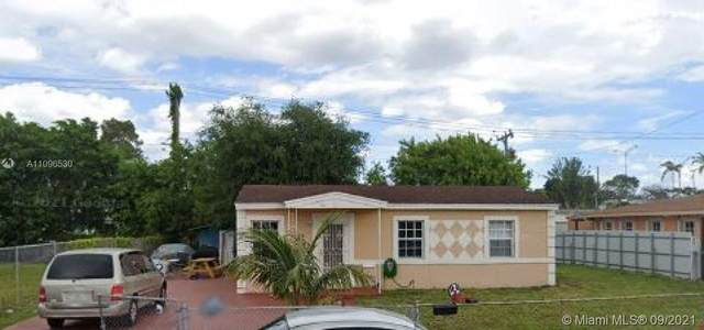 1761 NW 166th St, Miami Gardens, FL 33054 (MLS #A11096530) :: CENTURY 21 World Connection
