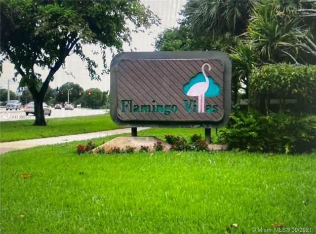 1311 NW 122nd Ter #1311, Pembroke Pines, FL 33026 (MLS #A11096531) :: Douglas Elliman