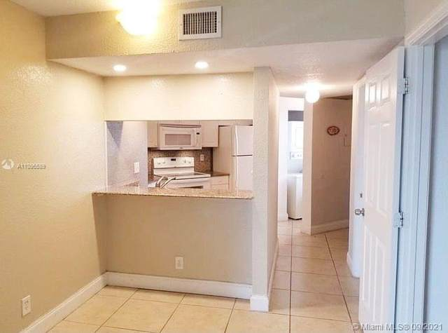 10551 W Broward Blvd #408, Plantation, FL 33324 (MLS #A11096589) :: Douglas Elliman