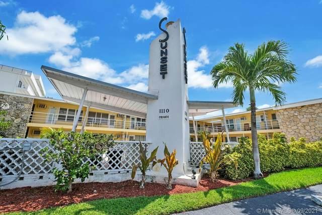 1110 N Riverside Dr #25, Pompano Beach, FL 33062 (MLS #A11096600) :: KBiscayne Realty