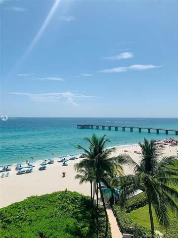 16711 Collins Ave #1403, Sunny Isles Beach, FL 33160 (MLS #A11096610) :: GK Realty Group LLC