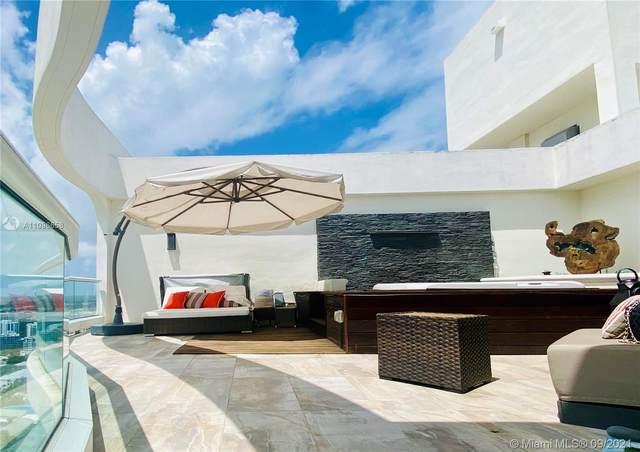 7000 Island Blvd Ph-08, Aventura, FL 33160 (MLS #A11096658) :: ONE Sotheby's International Realty
