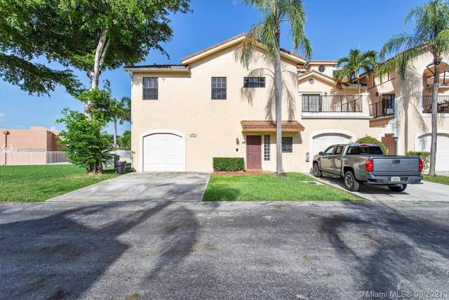 20832 San Simeon Way 59-B, Miami, FL 33179 (MLS #A11096666) :: ONE Sotheby's International Realty