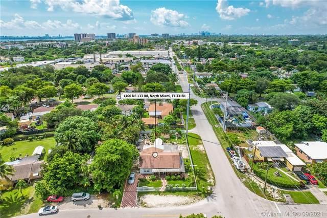 1400 NE 133rd Rd, North Miami, FL 33161 (MLS #A11096681) :: Jo-Ann Forster Team