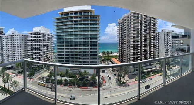 5750 Collins Ave 12H, Miami Beach, FL 33140 (MLS #A11096711) :: Jo-Ann Forster Team
