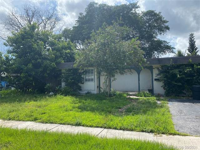 7803 NW 73rd Ter, Tamarac, FL 33321 (MLS #A11096716) :: Onepath Realty - The Luis Andrew Group