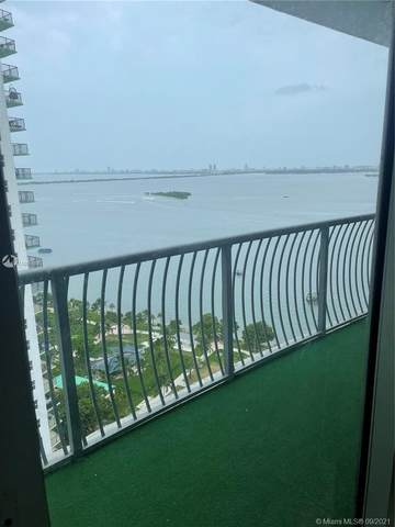 1750 N Bayshore Dr #2803, Miami, FL 33132 (MLS #A11096769) :: GK Realty Group LLC