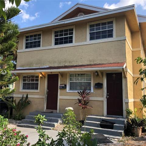 614 33rd St, West Palm Beach, FL 33407 (MLS #A11096771) :: Green Realty Properties