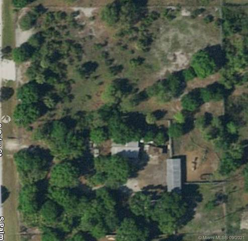 535 S Palm St, Clewiston, FL 33440 (MLS #A11096773) :: The Pearl Realty Group