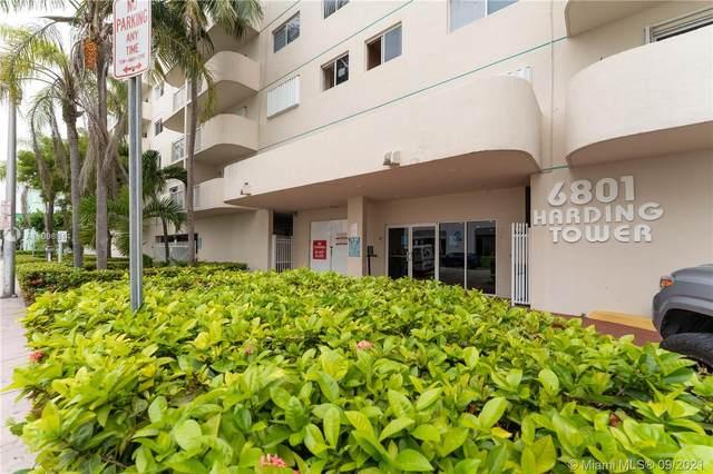6801 Harding Ave #201, Miami Beach, FL 33141 (MLS #A11096814) :: GK Realty Group LLC