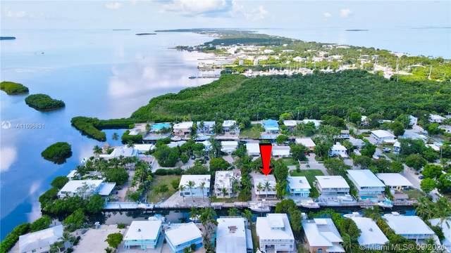 1121 & 1123 Grand Street, Key Largo, FL 33037 (MLS #A11096831) :: Jo-Ann Forster Team