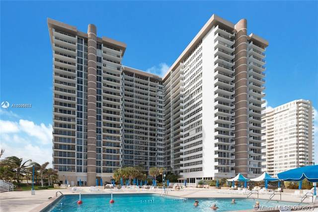 2030 S Ocean Dr #1719, Hallandale Beach, FL 33009 (MLS #A11096853) :: GK Realty Group LLC