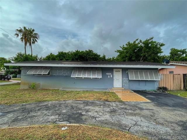 8100 Taft St, Pembroke Pines, FL 33024 (MLS #A11096868) :: Equity Realty