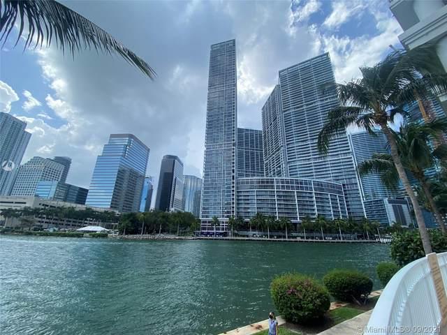 801 Brickell Key Blvd #1009, Miami, FL 33131 (MLS #A11096885) :: GK Realty Group LLC