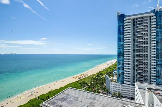 6365 Collins Ave #1907, Miami Beach, FL 33141 (MLS #A11096891) :: Berkshire Hathaway HomeServices EWM Realty