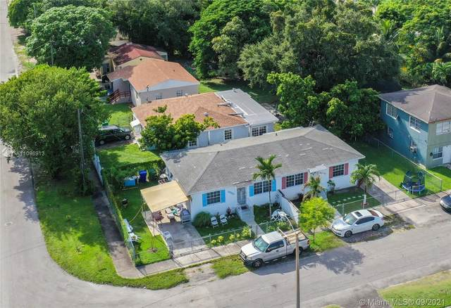 4200 NW 14th Ave, Miami, FL 33142 (MLS #A11096913) :: Re/Max PowerPro Realty