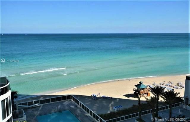 15901 Collins Ave #807, Sunny Isles Beach, FL 33160 (MLS #A11096933) :: The MPH Team