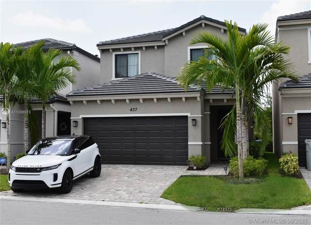 437 NW 36th Ave, Pompano Beach, FL 33069 (MLS #A11096973) :: Castelli Real Estate Services