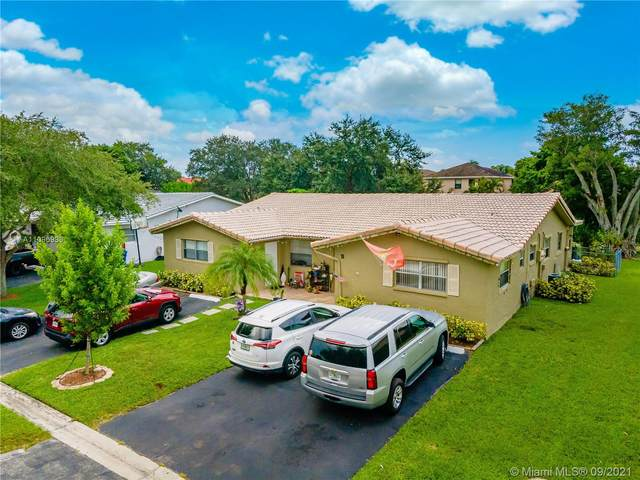 11220 NW 35th St #A-B, Coral Springs, FL 33065 (MLS #A11096989) :: The Rose Harris Group