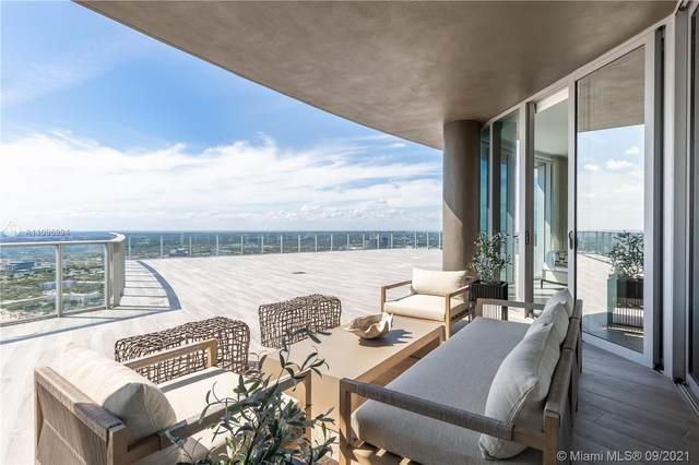 851 NE 1st Ave Ph 5202, Miami, FL 33132 (MLS #A11096994) :: Castelli Real Estate Services