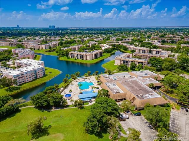 10332 Sunrise Lakes Blvd #201, Sunrise, FL 33322 (MLS #A11097021) :: GK Realty Group LLC