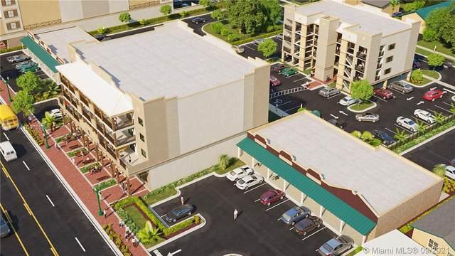 4260 Davie Road 203A, Davie, FL 33314 (MLS #A11097038) :: GK Realty Group LLC
