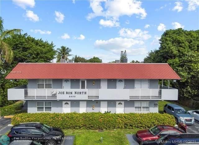 2633 Pierce St #105, Hollywood, FL 33020 (MLS #A11097112) :: GK Realty Group LLC