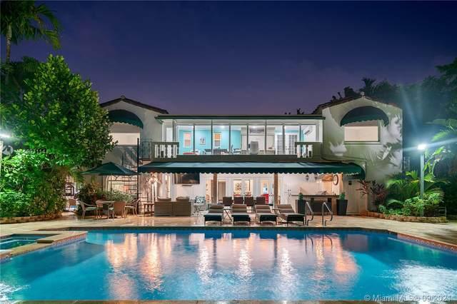 4430 Prairie Ave, Miami Beach, FL 33140 (MLS #A11097114) :: The Pearl Realty Group