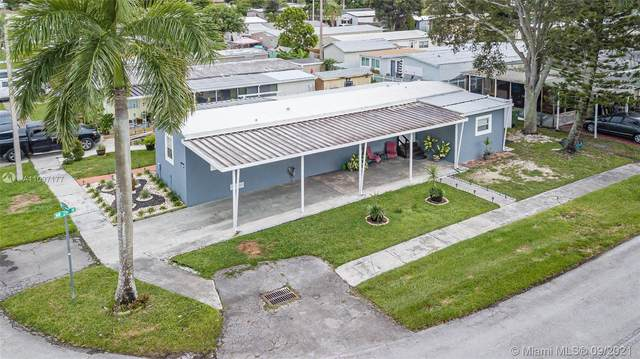 21850 NW 7th Mnr, Pembroke Pines, FL 33029 (MLS #A11097177) :: Onepath Realty - The Luis Andrew Group