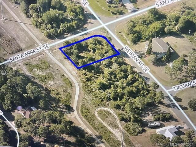0 SE Santa Anna Street, Palm Bay, FL 32909 (MLS #A11097182) :: Castelli Real Estate Services