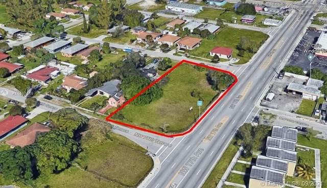 7660 NW 17th Ave, Miami, FL 33147 (#A11097189) :: Posh Properties