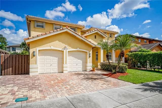 16521 SW 60th Ter, Miami, FL 33193 (MLS #A11097208) :: Douglas Elliman