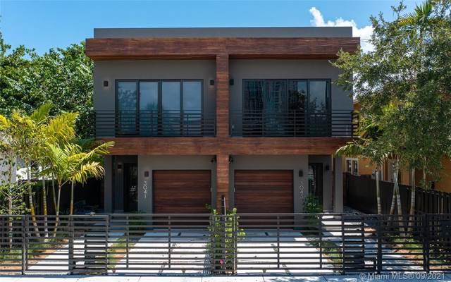 3041 Hibiscus St B, Miami, FL 33133 (MLS #A11097233) :: The Rose Harris Group