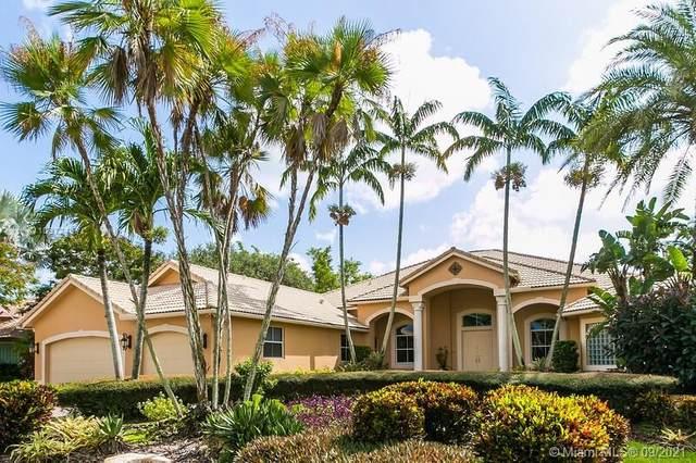 2402 SW 132nd Way, Davie, FL 33325 (#A11097243) :: Posh Properties