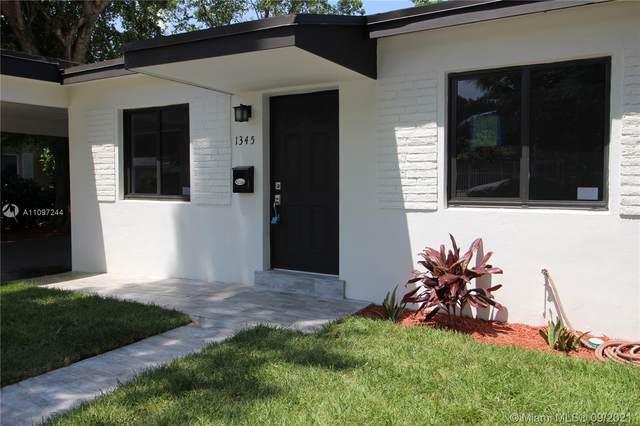 1345 NE 140th St, North Miami, FL 33161 (MLS #A11097244) :: Equity Realty