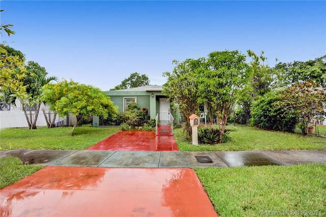 1810 NW 36th Ave, Miami, FL 33125 (MLS #A11097252) :: The Rose Harris Group