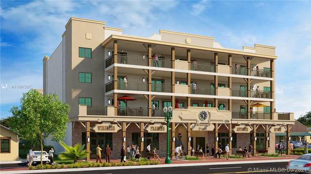 4260 Davie Road 307A, Davie, FL 33314 (MLS #A11097267) :: GK Realty Group LLC