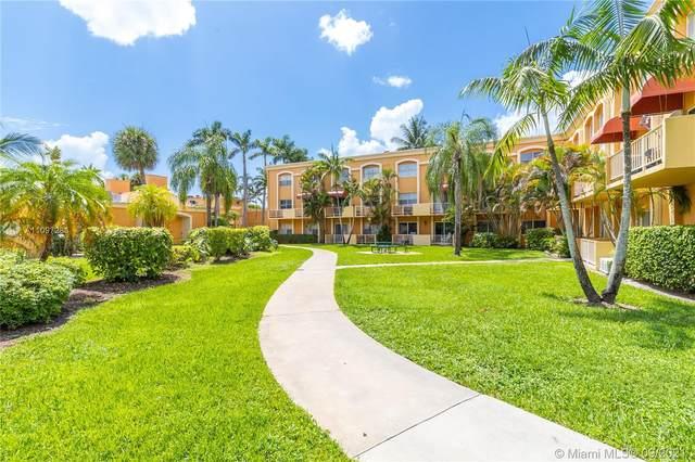 18111 NW 68th Ave F207, Hialeah, FL 33015 (MLS #A11097283) :: GK Realty Group LLC