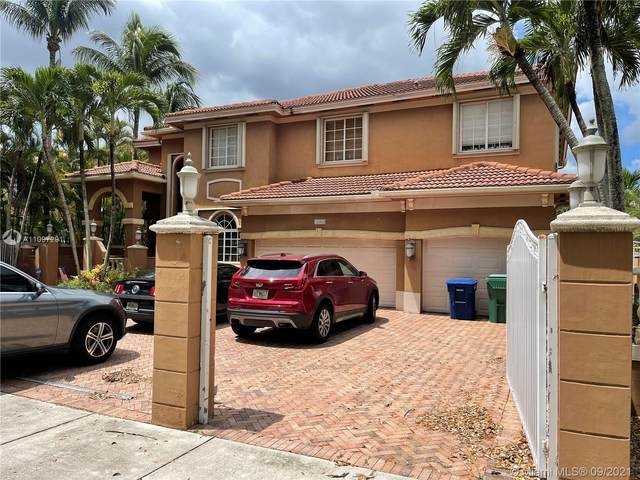 16900 NW 78th Ave, Miami Lakes, FL 33016 (MLS #A11097291) :: Jo-Ann Forster Team