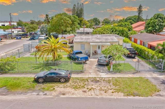1092 E 21st St, Hialeah, FL 33013 (MLS #A11097308) :: Jo-Ann Forster Team