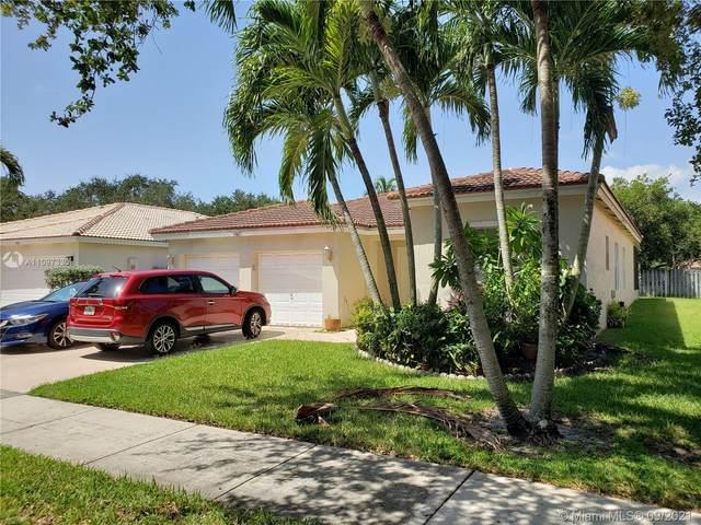 3807 NW 42nd Way, Coconut Creek, FL 33073 (MLS #A11097330) :: Re/Max PowerPro Realty