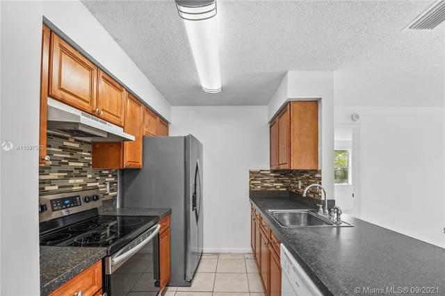 10461 NW 7th St #204, Pembroke Pines, FL 33026 (MLS #A11097352) :: GK Realty Group LLC