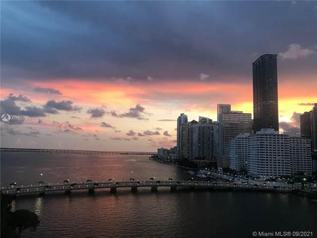 701 Brickell Key Blvd #1102, Miami, FL 33131 (MLS #A11097355) :: GK Realty Group LLC