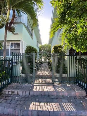 8630 Byron Ave 8630-1, Miami Beach, FL 33141 (MLS #A11097408) :: GK Realty Group LLC
