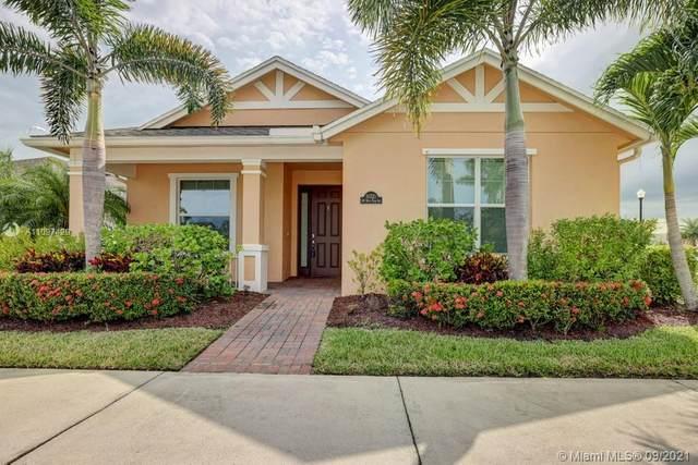 10321 SW West Park Avenue #10321, Port Saint Lucie, FL 34987 (MLS #A11097420) :: Equity Realty